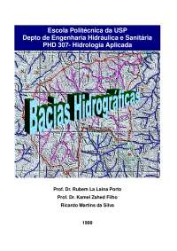 Apostila Bacias Hidrográficas - Hidrografia - Geografia Brasil