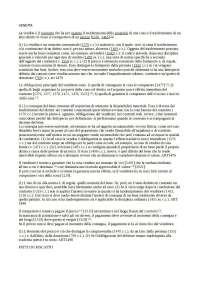appunti per l'esame di diritto privato