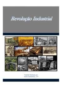 Introdução a Revolução Industrial - Ordem da Revolução Industrial - Geografia Global