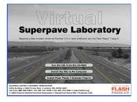 Método Superpave  para el de dosificación de mezcla asfáltica