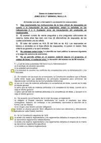 examen test administrativo