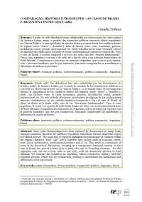 Resenha Linz e Stepan Transição e Consolidação Democrática (MIGUEL, L. F)