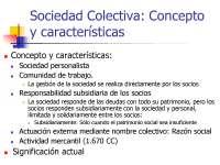 tema 3 la sociedad colectiva