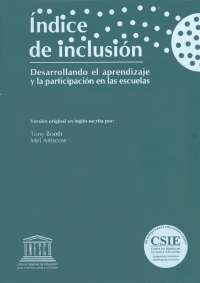 INDICE DE INCLUSION BOOTH AND AINSCOW