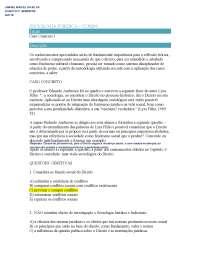 CASO CONCRETO SOCIOLOGIA JURÍDICA