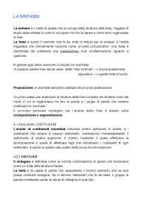 RIASSUNTI LINGUISTICA GENERALE, Cerruti -Berruto
