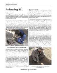Arheologija i ostale nauke