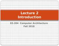 Chap 1 from the subject computer architecture