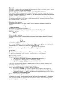 Vittorini - Teoria Programmazione I