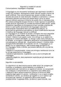 Elementi di Algoritmica-Francesco Romani
