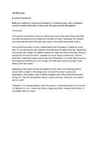 english essay, tema para hacer un writing