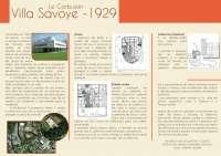 Villa Savoye - Análise