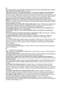 Test autovalutazione Diritto Tributario