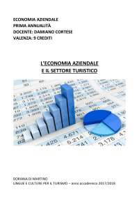 """Corso completo di """"Economia aziendale"""", Damiano Cortese"""