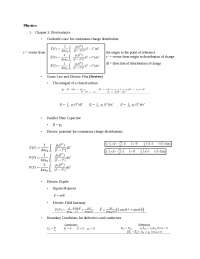 ELECTROMAGNETICS AND MAGNETICS REVIEW