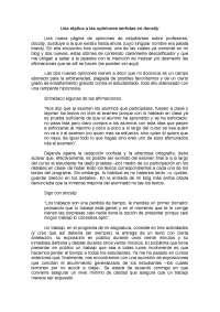 Sobre las opiniones vertidas en torno a la docencia de Rafael Feito