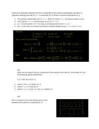Cyberphysical systems assignment