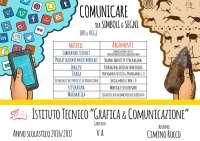 Tesina Grafica e Comunicazione - COMUNICARE TRA SIMBOLI & SEGNI IERI & OGGI