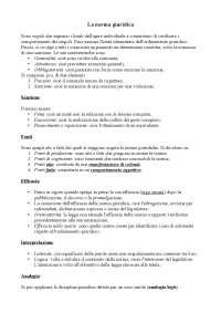 Dispensa appunti diritto privato (Bocchini - Quadri)