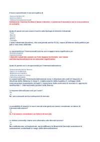 Geografia economico politica - Prof.Paragano (Unicusano)
