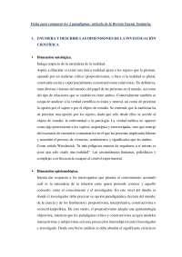 Metodología en medicina