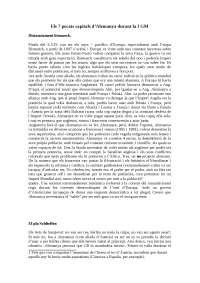 Resumen Els 7 pecats capitals (en catalán)