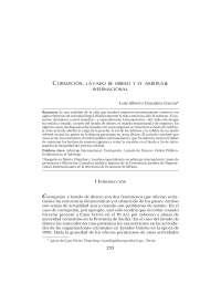 Corrupcion y Arbitraje en Latinoamérica