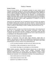 Practica 1 Sistemas Distribuidos y paralelos