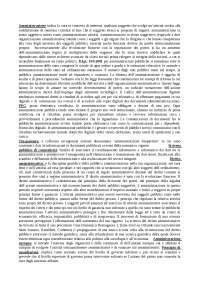 sintesi diritto amministrativo elio casetta
