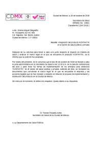 OFICIO DE GOBIERNO POR IPN UPIICSA