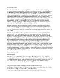 Ekonomija Mađarske - karakteristike, Završni rad' predlog Ekonomija