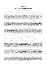Roma antica storia e documenti