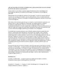 psicologia medical analisis