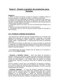 TEMA 8 MARKETING TURISTICO