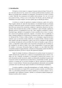 La poesía mística en Santa Teresa de Jesús y Sor Juana Inés de la Cruz