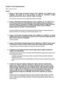 Previ Pràctica 7: Riu Llobregat