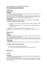 Penal práctica 5 derecho penal uja