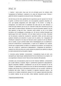 PAC 0 Direcció i gestió