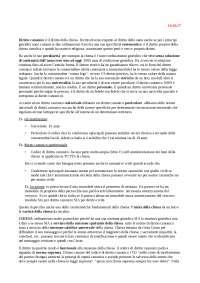 Appunti Diritto Canonico