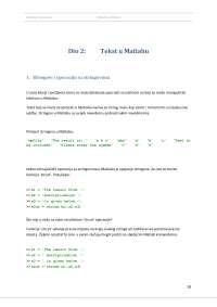 MATLAB za inzinjere u pdf