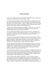 EL FRENTE DE STRESA Y SU RUINA