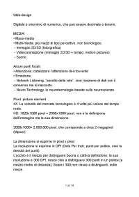 Appunti Laboratorio id scritture multimediali e web design
