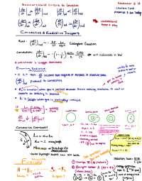 Stellar Astrophysics notes