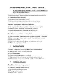 Hacienda Publica 2o de gestión y administración púclica