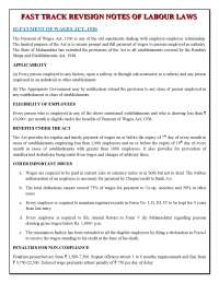 labour laws anf full notes