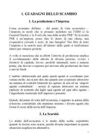 Capitolo 1. Guadagni dello scambio (tradotto in italiano)