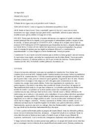Regulació d'organitzacions (Castellano)