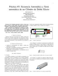 Analsis sobre circuitos neumaticos