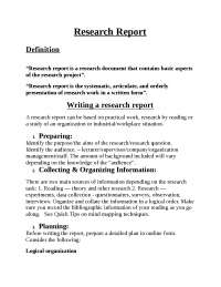 Research Report gzcxcfgxzgzgxcgzxg