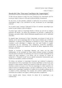 Reseña del Libro Alarçao